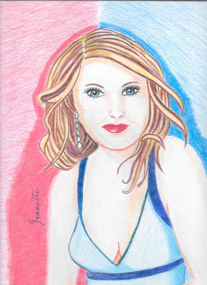 Kate Winslet por Jeanette